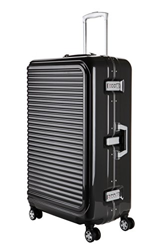 muto-stealth-airwheel-valise-bagages-a-main-trolley-valise-gris-fonce-couleur-66-cm-tsa-marque-coree