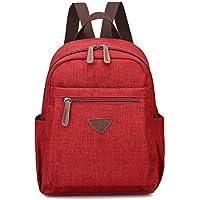 bbcaa0e948 Juchen Casual Daypacks Moda Tela Zaini Scuola Tablet Zaino Uomo Lavoro  Pratico Grande Zaino ...
