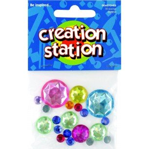 Gemstones - Acrylic