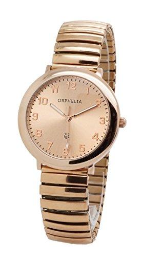 Mujer-reloj analógico de cuarzo ORPHELIA acero inoxidable 153-9705-77