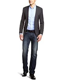 Purple Label by Benvenuto 61032205681283 Baukasten Sakko Slim Fit Herren Blazer & Sakkos