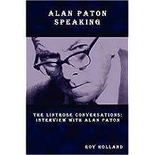Alan Paton Speaking