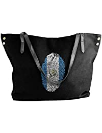 ed71cdd71123 dewdferf Women s Stylish Casual Tote Bag Canvas Travel Bags - Guatemala  Shoulder Bags