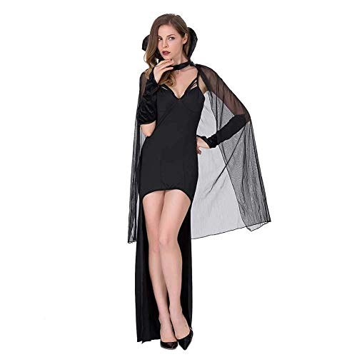 Lili Kostüm Cosplay - lili Halloween Cosplay Kostümparty,Damen Vampir Umhang Kostüm