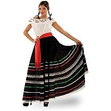 My Other Me Me - Disfraz de mejicana para mujer, M-L (Viving Costumes 201100