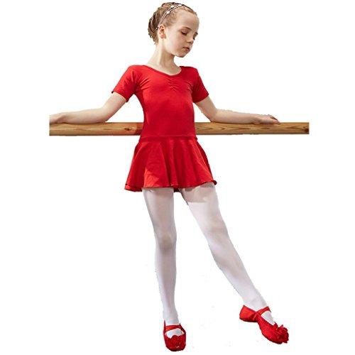 Halloween 5 Kostüme Von Gruppen (Byjia Ballett Gymnastik Praxis Match Kleidung Tanz Mädchen Kleid Kindergarten Kinder Prinzessin Tulle Party Kinder Bühnen Studenten Gruppe Team Leistung Kostüme 5#)