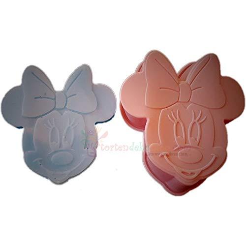 Silikon Minnie Mouse Form