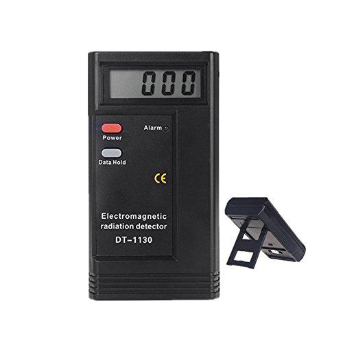 Line Clamp Plier Set (Ambility Digital Electromagnetic Radiation Detector EMF Meter Dosimeter Geiger LCD Tester)