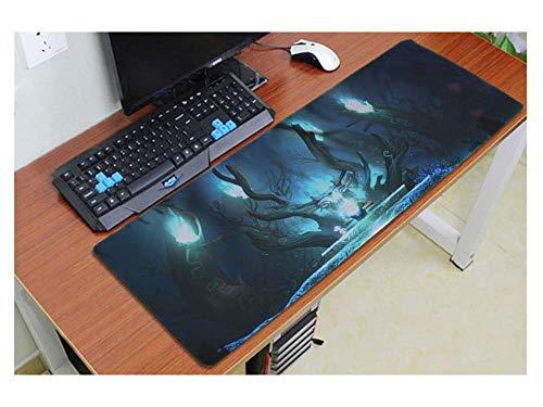 Ori Und Der Blinde Wald 700 * 300Mm Kleines Gummimousepad Große Tastaturen Matte B ()
