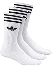Adidas Solid Crew Chaussettes unisexe Adulte