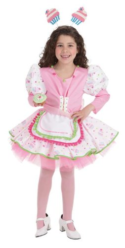 Imagen de disfraz infantil cupcake