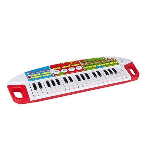 WinFun - Órgano electrónico con Asas (Color Baby 44540)