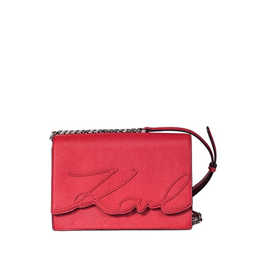 karl-lagerfeld-womens-71kw3080saffiano530-red-leather-shoulder-bag