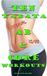 Tabata Ab & Core Workouts (English Edition)