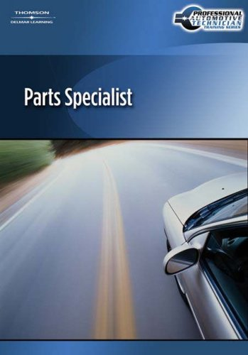 Professional Automotive Technician Training Series: Parts Specialist Computer Based Training (CBT)