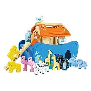 Le Toy Van - Arca de Noé Importado del Reino Unido