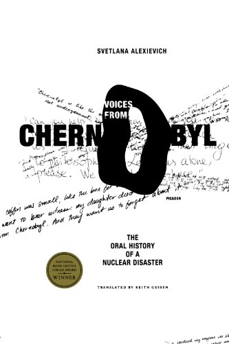 Voices From Chernobyl por Svetlana Alexievich