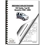 VW Caddy, Typ 9K (95-03) Fahrwerk, Achsen, Lenkung - Reparaturanleitung