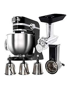 Electrolux ekm4200 robot culinaire corps en fonte d for Robot cuisine electrolux