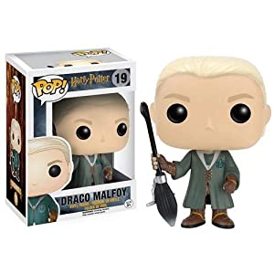 Funko Pop Draco Malfoy Quidditch (Harry Potter 19) Funko Pop Harry Potter