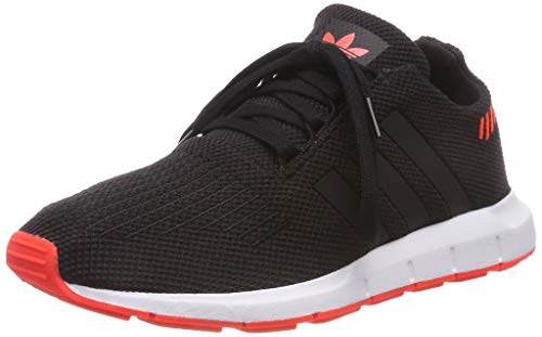136d271cb Precios de sneakers Adidas Swift Run negras baratas - Ofertas para ...