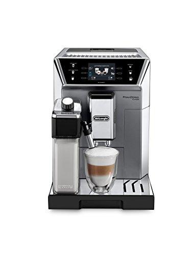 "De'Longhi PrimaDonna Class ECAM 556.75.MS Kaffeevollautomat |3,5"" TFT-Farbdisplay | Integriertes..."