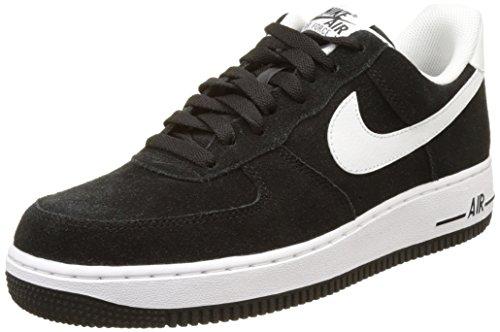 Nike Air Force 1 '07, Basses Homme Noir (Black/White)