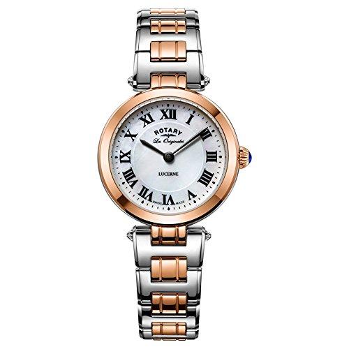 Rotary LB90187-41 Reloj de Damas