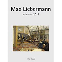 Max Liebermann 2014 Kunst-Einsteckkalender
