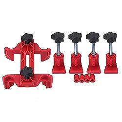 Luyao Auto Doppel Nockenwelle Mounter Motor Arretierung Werkzeug Zahnriemenrad Befestigung Werkzeug Auto Reparatur Teile - ABS + Metall