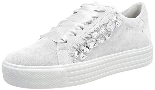 Kennel und Schmenger Schuhmanufaktur Sneaker Donna Weiß (Bianco/Crystal Sohle Weiß)