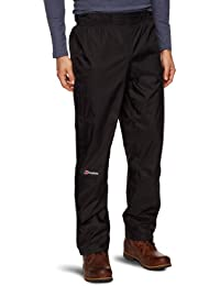 Berghaus Men's Deluge Long Pant-Black, XXX-Large