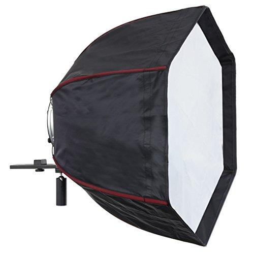 LIFE of PHOTO Easy Setup para-Softbox Ø 60 cm mit Systemblitz-Halter