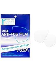 TUSA Freedom Film Anti-Fog Sheets, Clear by Tusa