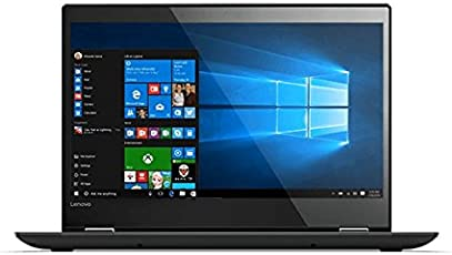 Lenovo Yoga 520-14IKB 80X800YGIN 14-inch Full HD Laptop (7th Gen I3-7130U/8GB/1TB/Windows 10 Home/2GB NVIDIA Graphics), Onyx Black