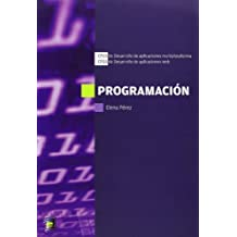 Programación. CFGS