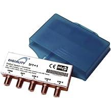 DiSEqC Switch 3/1 + combiner