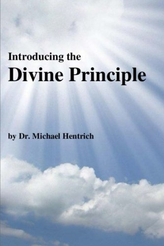 Introducing the Divine Principle