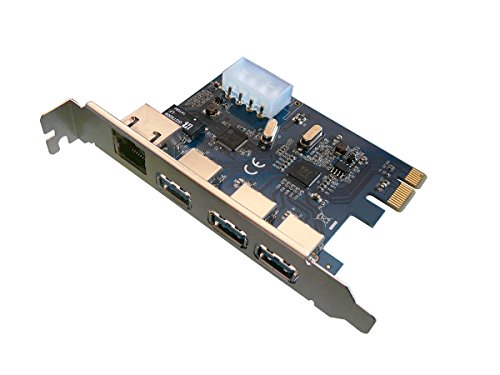 KALEA INFORMATIQUE-Tarjeta controladora PCIe USB33Puertos