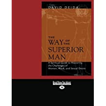 The Way of the Superior Man: A Spiritual Guide To Mastering The Challenges Of Women, Work, And Sexual Desire by David Deida (2012-12-28)