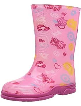 Lico Splashy Mädchen Halbschaft Gummistiefel