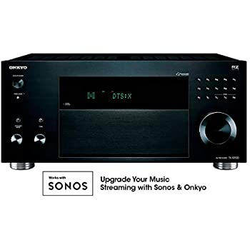 Onkyo TX-RZ920 THX-Certified 9 2 Channel Network A/V Component Receiver  black