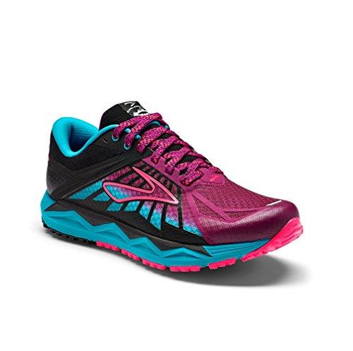 Brooks Caldera Women's Trail Laufschuhe Pink