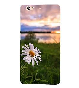 Fuson Designer Back Case Cover for Gionee Elife S7 (Flower Bloom Blossom Floret Floweret)