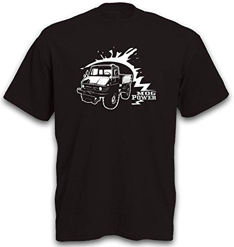 T-Shirt Unimog 406 Motiv Landmaschine Traktor Schlepper Gr. M
