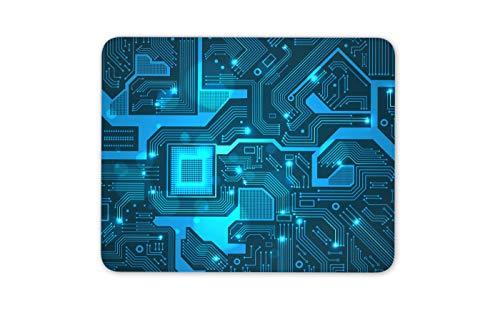 Computerchip Geeky Mauspad Pad - Seine Hers Jungen-Mädchen-PC-Kunst-Geschenk # 16935 (Für Mädchen Geeky Geschenke)