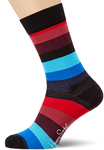 (Happy Socks Stripe Sock (Multi) 41-46)