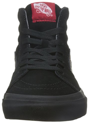 Vans U Sk8 Hi - Baskets Mode Mixte Adulte Noir (Black/Black)