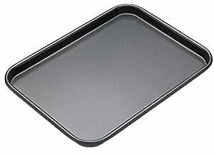 Grande plaque de cuisson–en téflon longue durée normes britanniques–Cuisson Bake équipement de cuisson au four lave-vaisselle avec facile Nettoyage régulier de la technologie de sécurité–Taille est 39,5x 27x 2,5(cm–environ)–par Guilty Gadgets