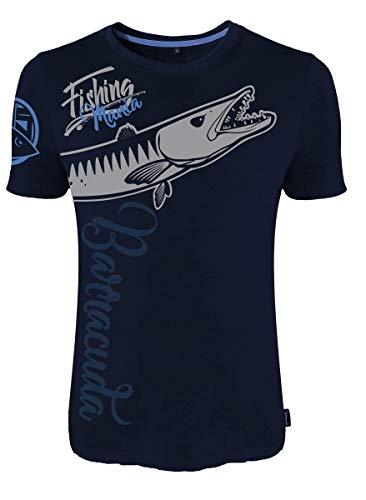 Angler-Shirt Hemden & T-Shirts Hotspot Design Polo-Shirt Spinner Adrenaline